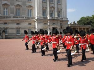 Palais de Buckingham à Londres