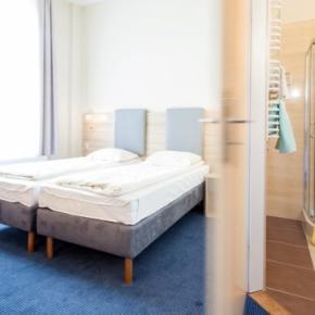 Ostelli e Alberghi - JORDAN Guest Rooms