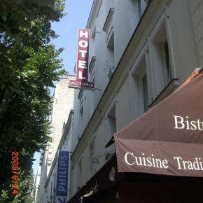 Ostelli e Alberghi - Hotel Victoria - Paris