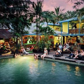 Ostelli e Alberghi - Calypso Inn Backpackers Resort Cairns