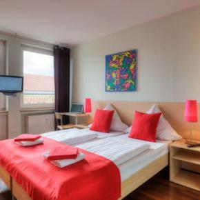 Ostelli e Alberghi - MEININGER Hotel Munich  City Center
