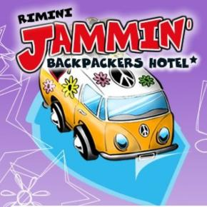 Ostelli e Alberghi - Jammin' Rimini Backpackers Hotel