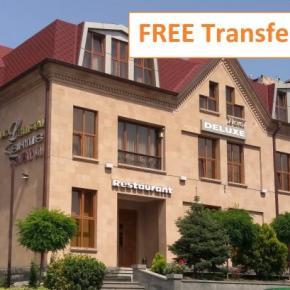 Ostelli e Alberghi - Yerevan Deluxe Hotel