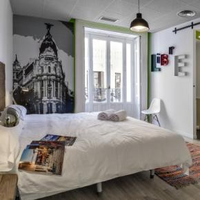 Ostelli e Alberghi - Safestay Madrid