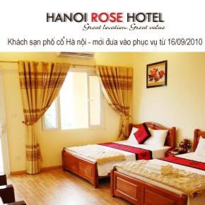 Ostelli e Alberghi - Hanoi Rose Hotel