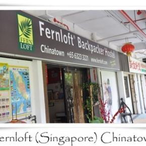 Ostelli e Alberghi - Fernloft (Singapore) Chinatown