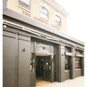 Ostelli e Alberghi - Arsenal Tavern Backpacker