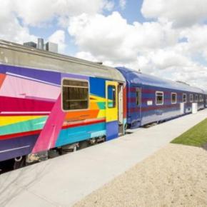 Ostelli e Alberghi - Train Lodge Amsterdam