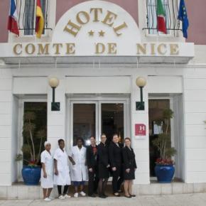 Ostelli e Alberghi - Hotel Residence  Comte de Nice