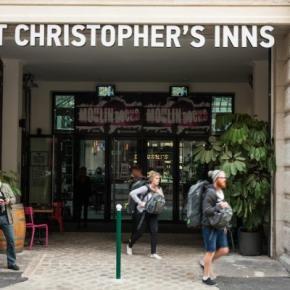Ostelli e Alberghi - St Christopher's Inn Gare du Nord