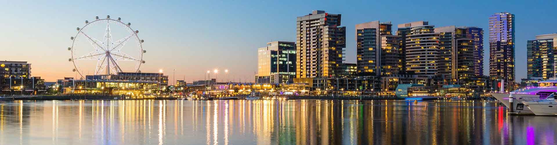 Melbourne – Camere nella zona Southbank. Mappe per Melbourne, Foto e  Recensioni per ogni camera a Melbourne.