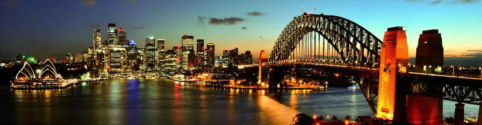 Sydney – Camere a Sydney. Mappe per Sydney, Foto e  Recensioni per ogni Camera a Sydney.