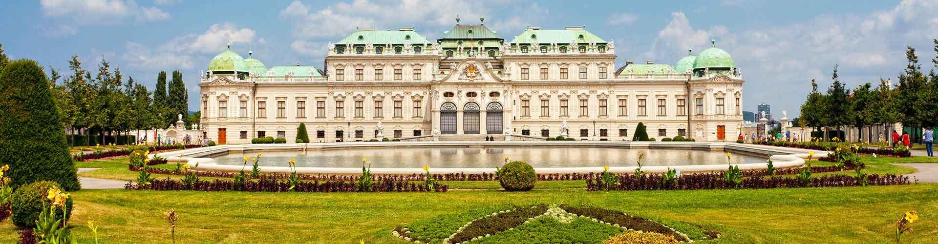 Vienna – Camere nella zona Favoriten. Mappe per Vienna, Foto e  Recensioni per ogni camera a Vienna.