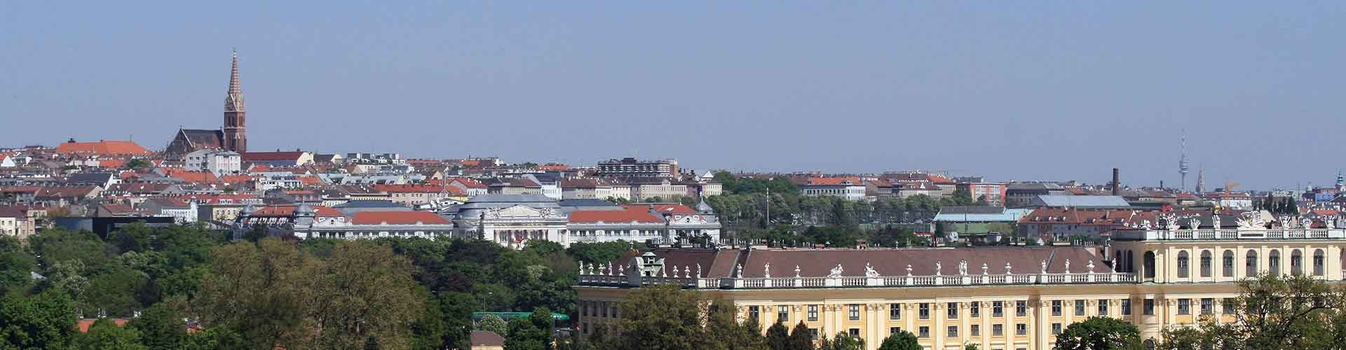 Vienna – Camere nella zona Rudolfsheim-Fuenfhaus. Mappe per Vienna, Foto e  Recensioni per ogni camera a Vienna.