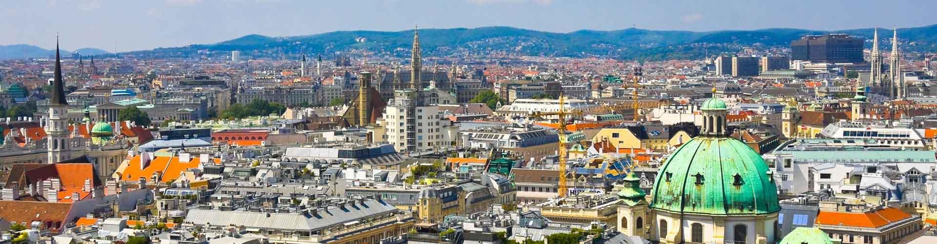 Vienna – Ostelli a Vienna. Mappe per Vienna, Foto e  Recensioni per ogni Ostello a Vienna.