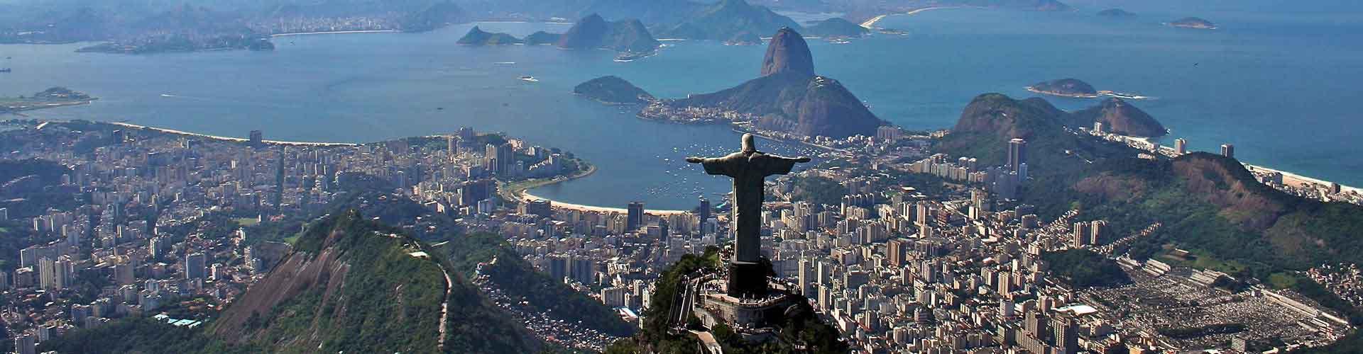 Rio de Janeiro – Campeggi vicini a Aeroporto di Santos Dumont. Mappe per Rio de Janeiro, Foto e  Recensioni per ogni Campeggio a Rio de Janeiro.