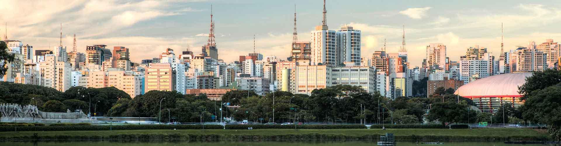 Sao Paulo – Ostelli vicini a Congonhas, São Paulo Airport. Mappe per Sao Paulo, Foto e  Recensioni per ogni Ostello a Sao Paulo.