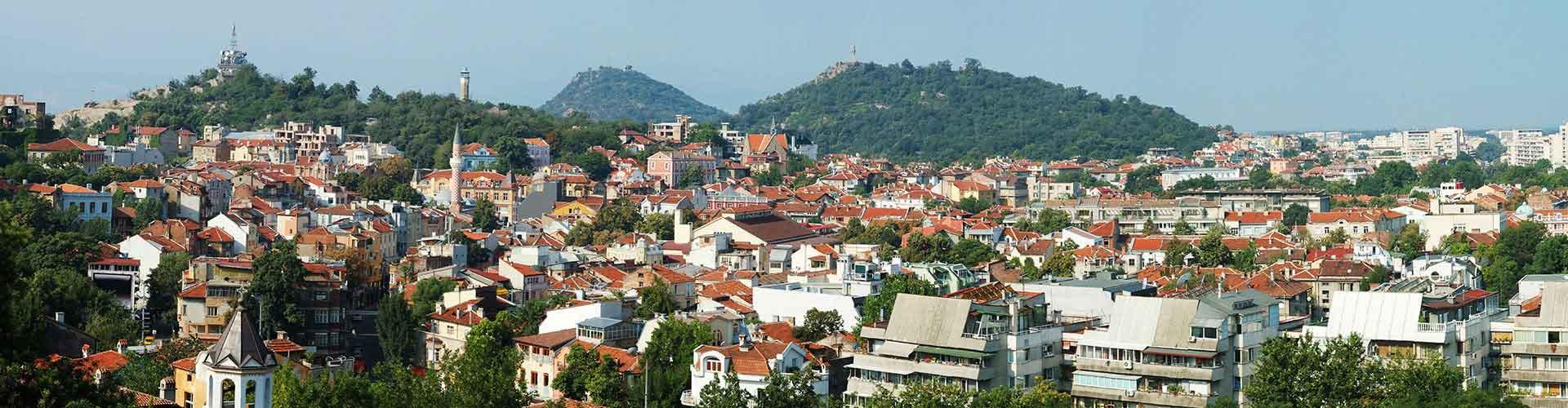 Plovdiv – Ostelli nella zona  Rayon Centralen. Mappe per Plovdiv, Foto e Recensioni per ogni Ostello a Plovdiv.