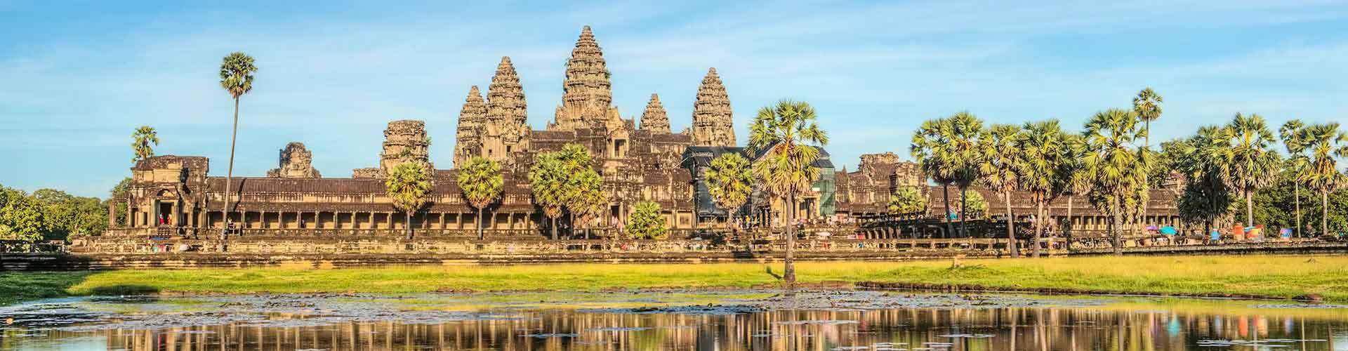 Siem Reap – Ostelli a Siem Reap. Mappe per Siem Reap, Foto e  Recensioni per ogni Ostello a Siem Reap.