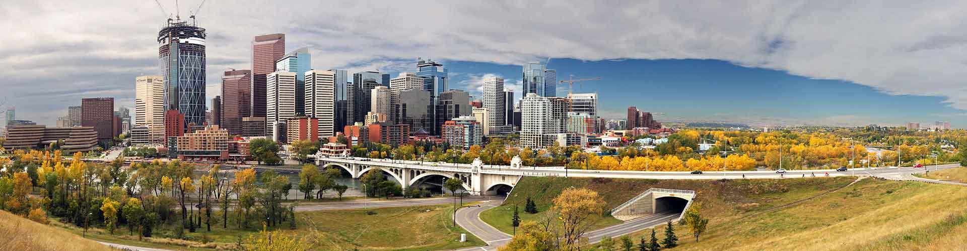 Calgary – Camere nella zona Centrocittà East. Mappe per Calgary, Foto e  Recensioni per ogni camera a Calgary.