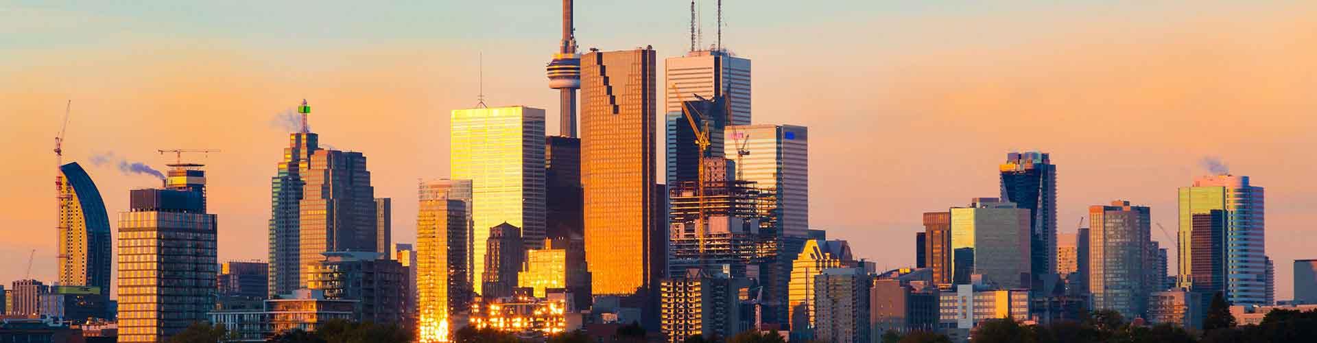 Toronto – Ostelli nella zona  CentrocittàToronto. Mappe per Toronto, Foto e Recensioni per ogni Ostello a Toronto.