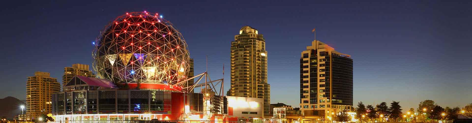 Vancouver – Camere nella zona Centro. Mappe per Vancouver, Foto e  Recensioni per ogni camera a Vancouver.