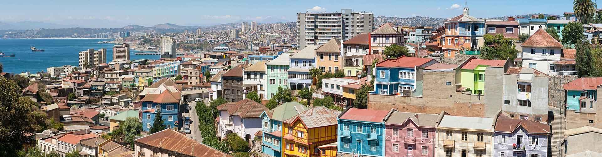 Valparaiso – Ostelli a Valparaiso. Mappe per Valparaiso, Foto e  Recensioni per ogni Ostello a Valparaiso.