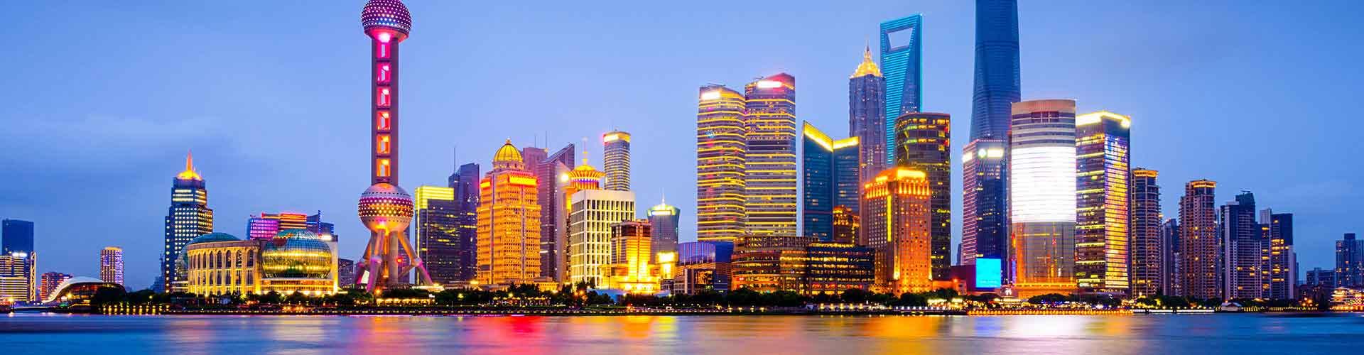 Xangai – Ostelli in Xangai. Mappe per Xangai, Foto e  Recensioni per ogni Ostello a Xangai.