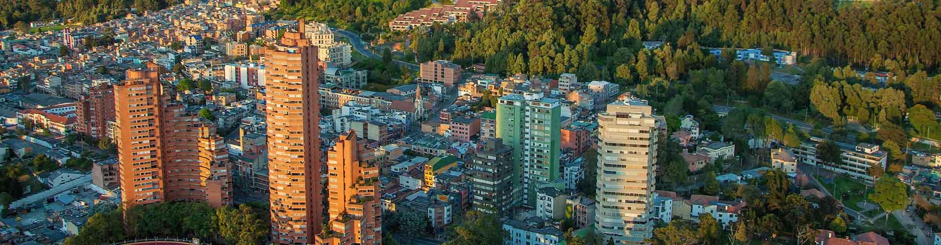 Bogota – Ostelli a Bogota. Mappe per Bogota, Foto e  Recensioni per ogni Ostello a Bogota.