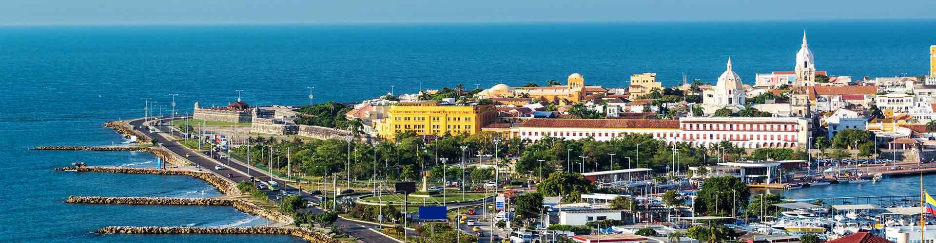 Cartagena – Ostelli a Cartagena. Mappe per Cartagena, Foto e  Recensioni per ogni Ostello a Cartagena.