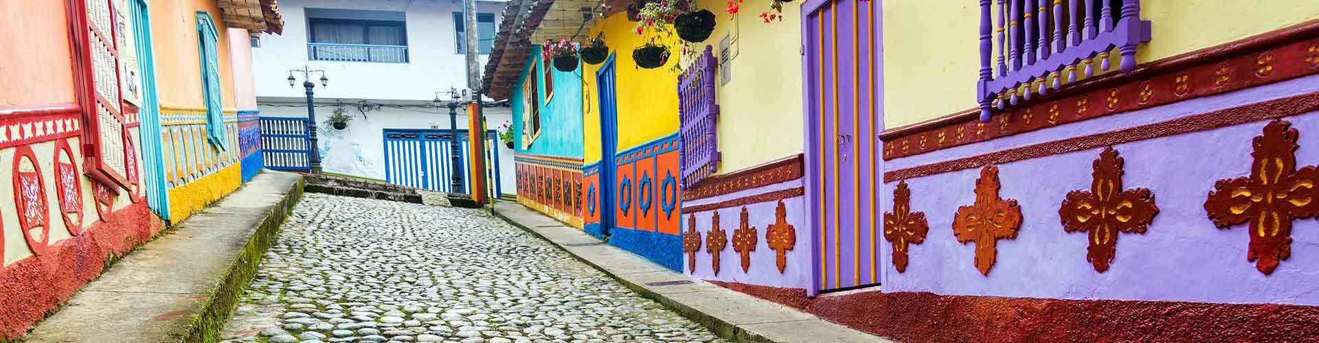 Medellin – Ostelli a Medellin. Mappe per Medellin, Foto e  Recensioni per ogni Ostello a Medellin.