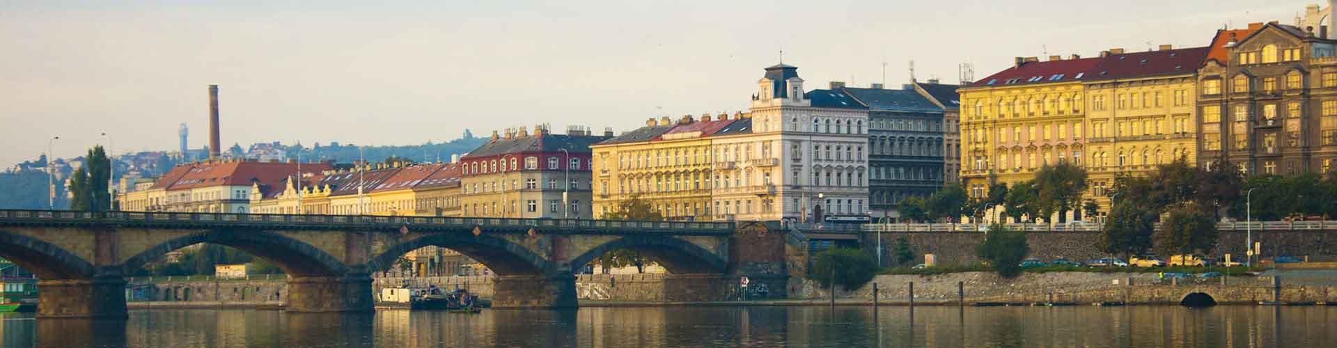 Praga – Alberghi nella zona Praga 2. Mappe per Praga, Foto e  Recensioni per ogni Albergo a Praga.