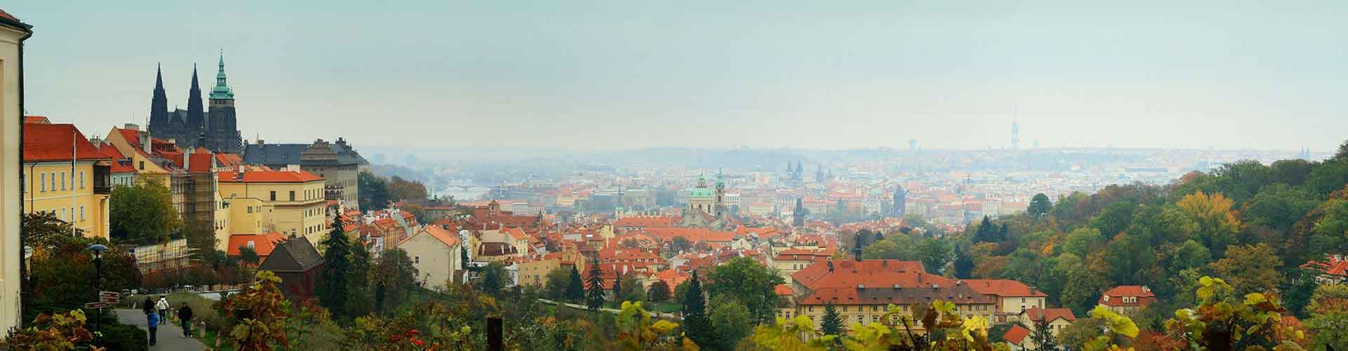 Praga – Ostelli nella zona  Praga 3. Mappe per Praga, Foto e Recensioni per ogni Ostello a Praga.