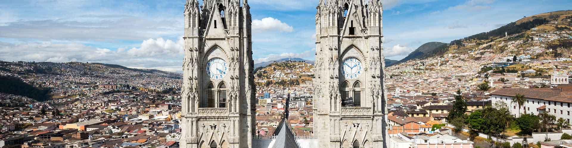 Quito – Ostelli a Quito. Mappe per Quito, Foto e  Recensioni per ogni Ostello a Quito.