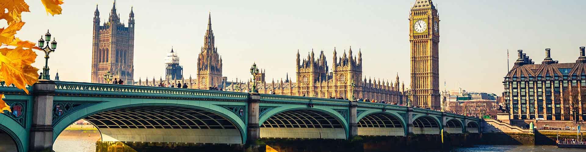 Londra – Ostelli a Londra. Mappe per Londra, Foto e  Recensioni per ogni Ostello a Londra.