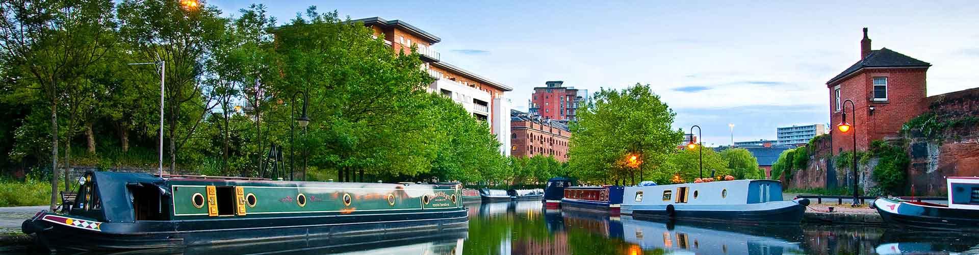 Manchester – Ostelli in Manchester. Mappe per Manchester, Foto e  Recensioni per ogni Ostello a Manchester.