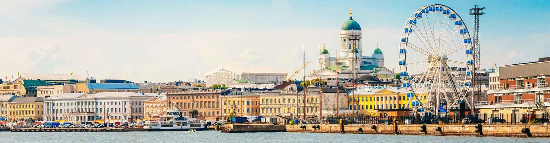 Helsinki – Campeggi a Helsinki. Mappe per Helsinki, Foto e  Recensioni per ogni Campeggio a Helsinki.