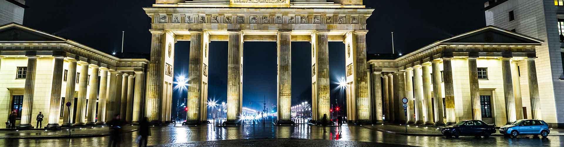 Berlino ostelli ostelli - Berlino porta di magdeburgo ...