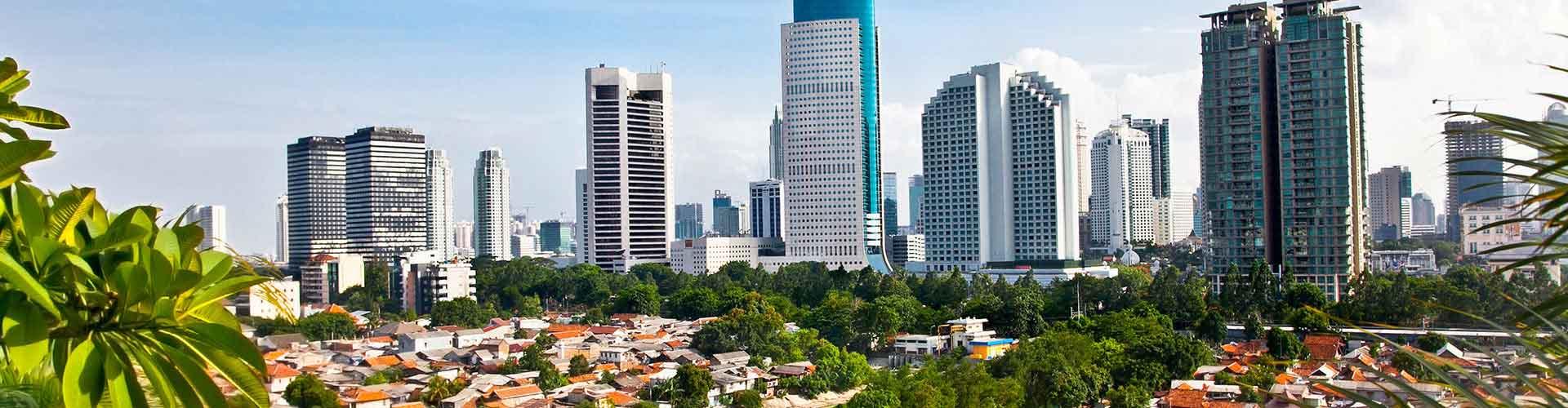 Jakarta – Ostelli a Jakarta. Mappe per Jakarta, Foto e  Recensioni per ogni Ostello a Jakarta.