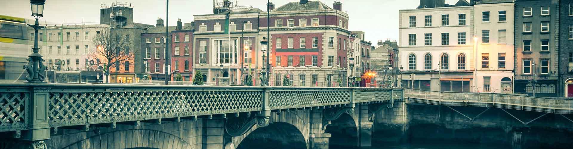 Dublino – Ostelli in Dublino. Mappe per Dublino, Foto e  Recensioni per ogni Ostello a Dublino.