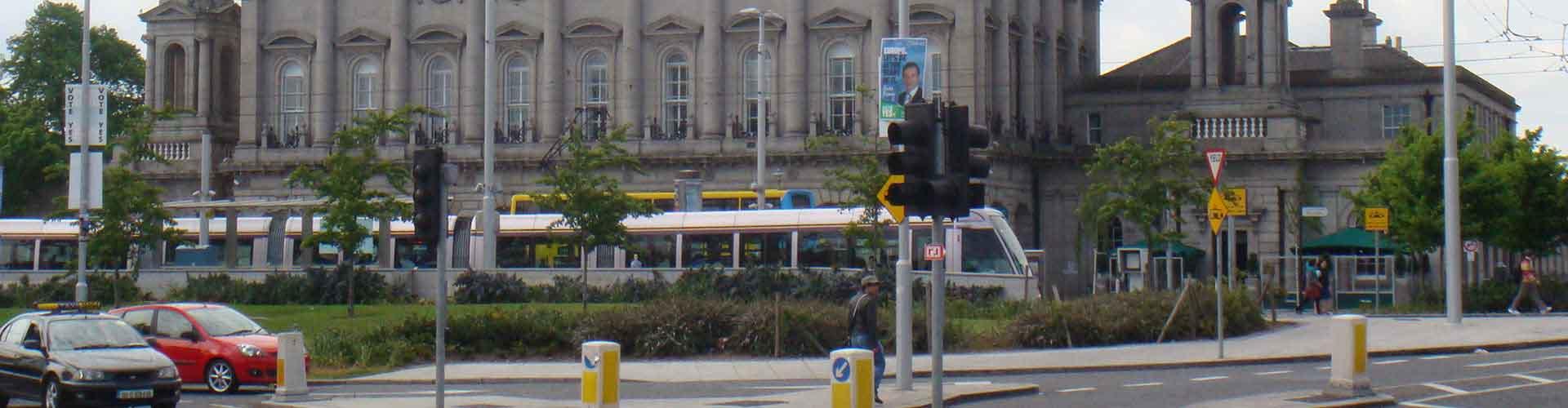 Dublino – Ostelli vicini a Dublin Heuston Stazione ferroviaria. Mappe per Dublino, Foto e  Recensioni per ogni Ostello a Dublino.