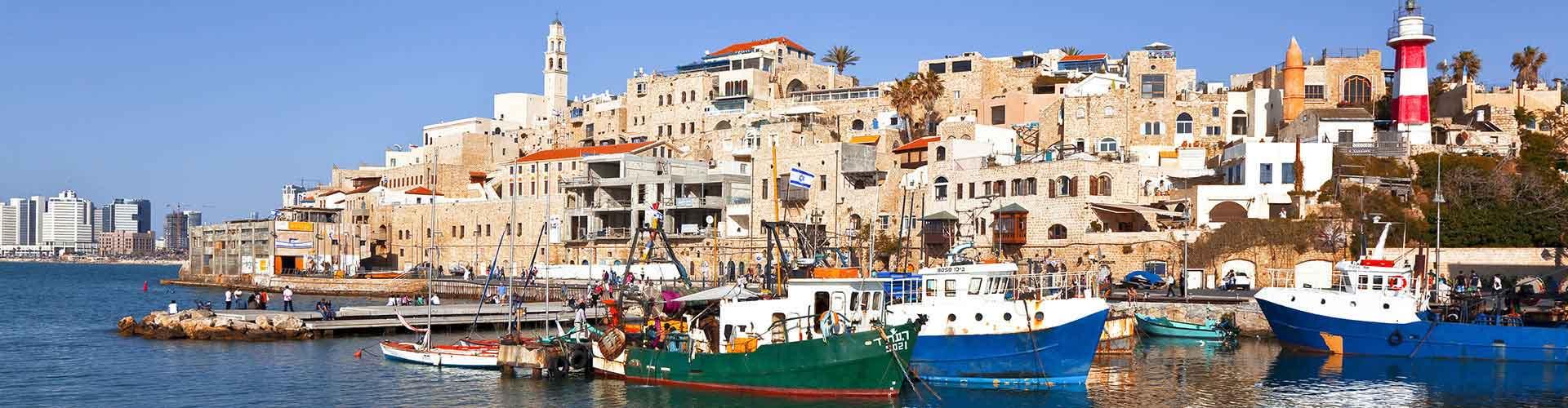 Tel Aviv – Ostelli a Tel Aviv. Mappe per Tel Aviv, Foto e  Recensioni per ogni Ostello a Tel Aviv.