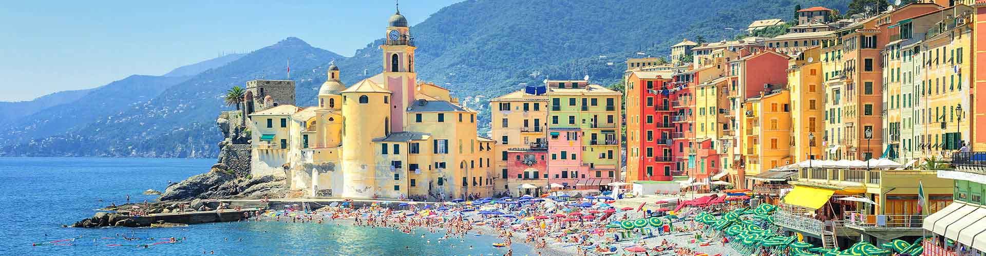 Genova – Ostelli a Genova. Mappe per Genova, Foto e  Recensioni per ogni Ostello a Genova.
