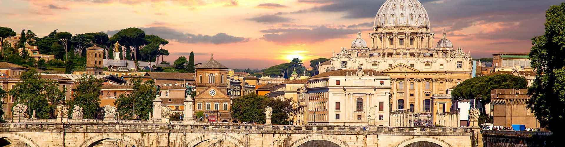 Roma – Ostelli a Roma. Mappe per Roma, Foto e  Recensioni per ogni Ostello a Roma.