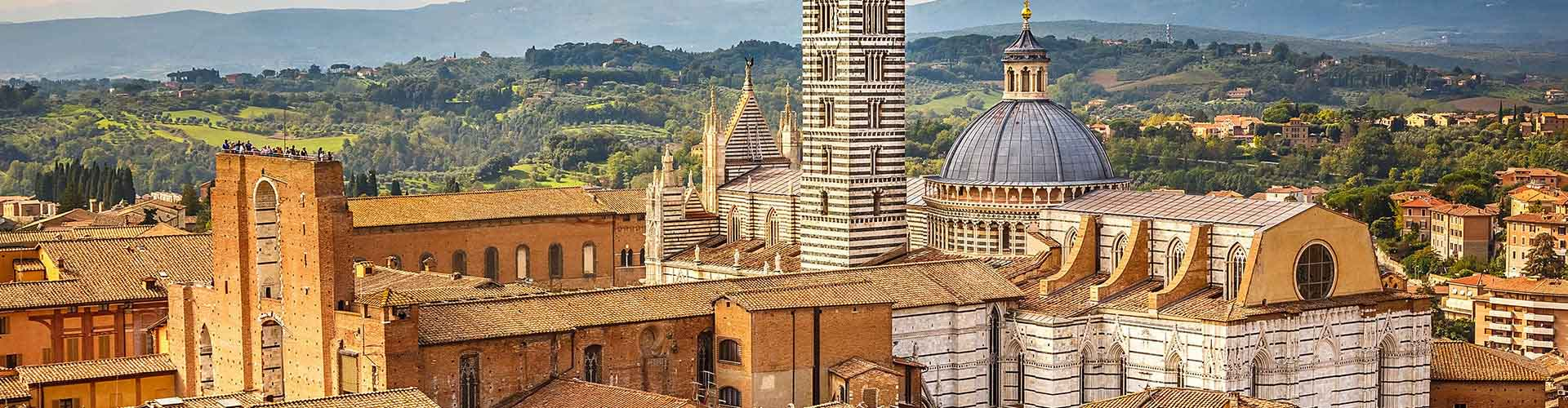 Siena – Ostelli a Siena. Mappe per Siena, Foto e  Recensioni per ogni Ostello a Siena.