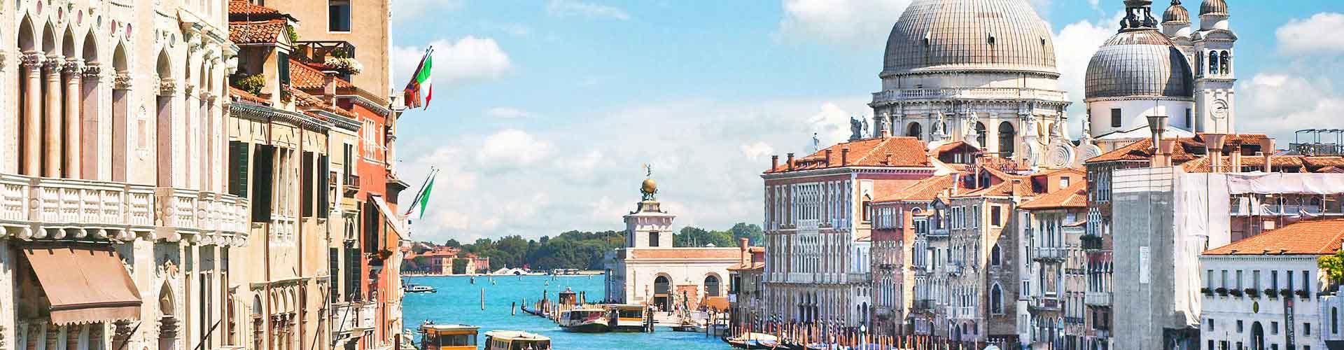 Venezia – Ostelli a Venezia. Mappe per Venezia, Foto e  Recensioni per ogni Ostello a Venezia.