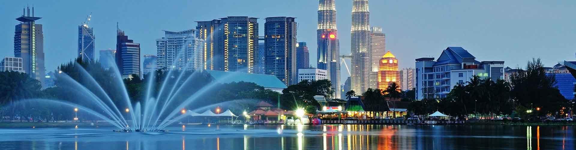 Kuala Lumpur – Ostelli a Kuala Lumpur. Mappe per Kuala Lumpur, Foto e  Recensioni per ogni Ostello a Kuala Lumpur.