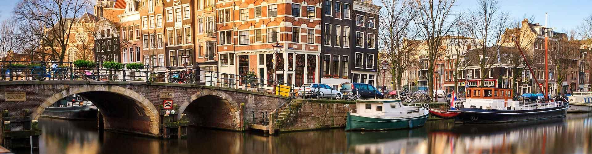 Amsterdam – Ostelli vicini a Stazione ferroviaria di Amsterdam RAI. Mappe per Amsterdam, Foto e Recensioni per ogni ostello a Amsterdam.