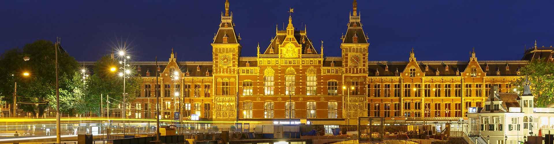 Amsterdam – Camere vicine a Stazione ferroviaria di Amsterdam Centraal. Mappe per Amsterdam, Foto e  Recensioni per ogni camera a Amsterdam.