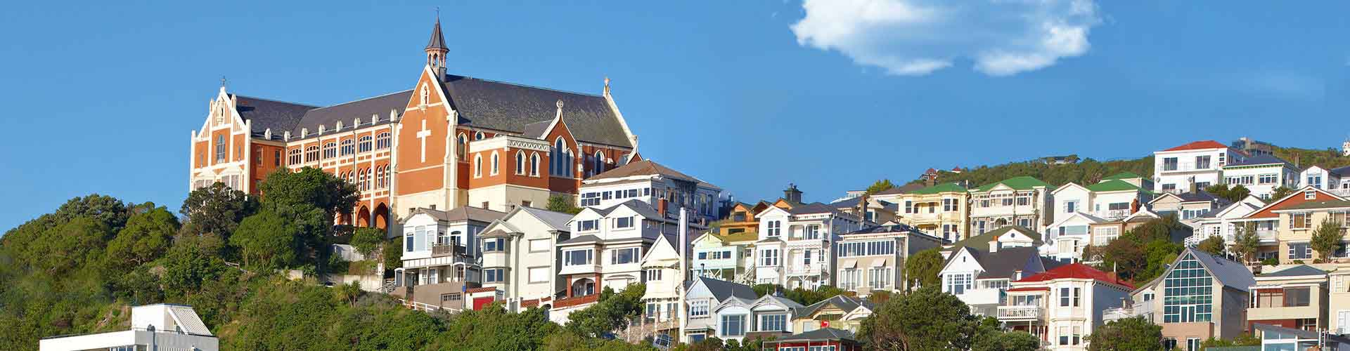 Wellington – Ostelli a Wellington. Mappe per Wellington, Foto e  Recensioni per ogni Ostello a Wellington.
